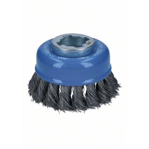 Hrncový kartáč Heavy for Metal 125mm Bosch X-LOCK 2608620727