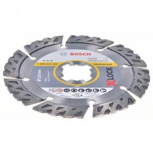 Diamantový dělicí kotouč Best for Universal 115mm X-LOCK 2608615160