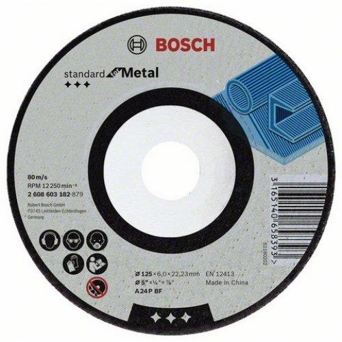 Hrubovací kotouč lomený, kov 115 x 6 x 22.23 mm Bosch