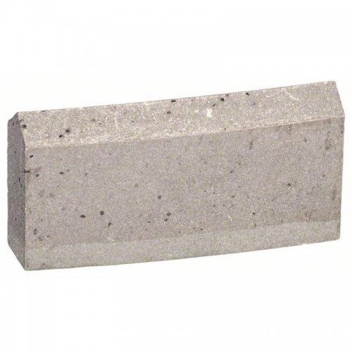 Segmenty pro diamantové vrtací korunky pro vrtání za mokra Best for Concrete 127mm Bosch 2608601391