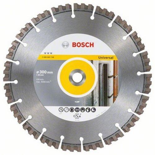 Diamantový dělicí kotouč Best for Universal 115 x 22,23 x 2,2 x 12 mm Bosch 2608603629
