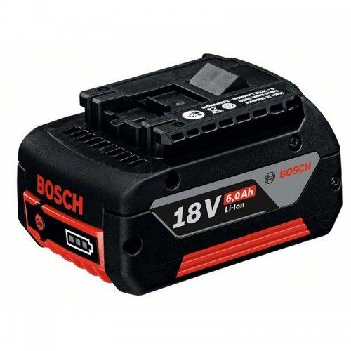 Zásuvný akumulátor 18V 6,0Ah Li-Ion Bosch Professional 2607337264