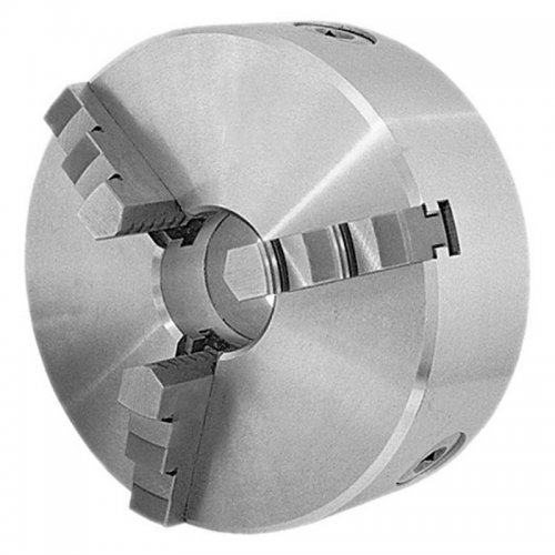3-čelisťové sklíčidlo s centrickým upínáním ø 200 mm Camlock 6 OPTIMUM 3442763