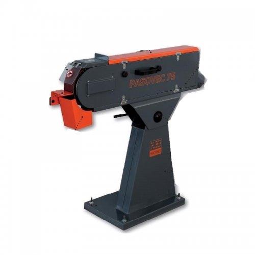 Pásová bruska N.KO Machines PÁSOVEC 75mm, 1 rychlostní, nová generace 3075/1/3
