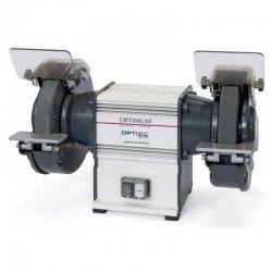 Dvoukotoučová bruska OPTIMUM OPTIgrind GU 20 (230 V) + šeky za 500Kč