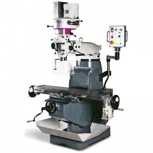 Vrtačko-frézka Optimum OPTImill MF 2 V