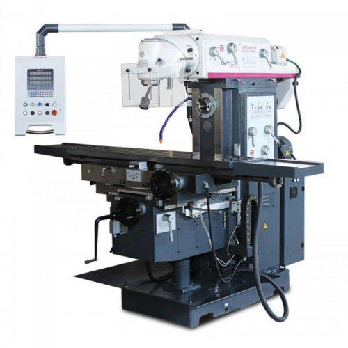 Univerzální frézka OPTImill MT 230 S