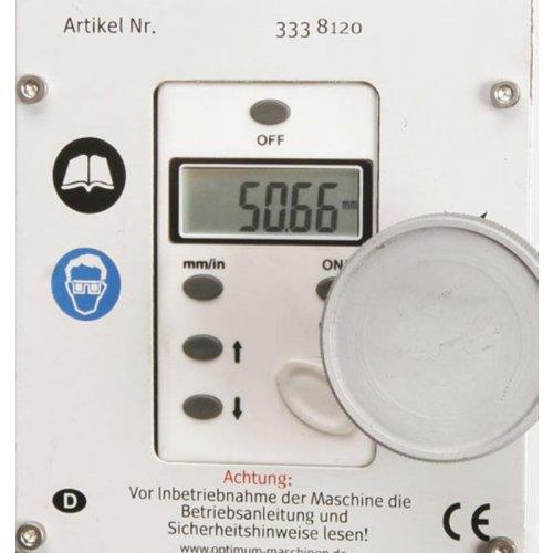 Stolní frézka OPTIMUM OPTImill BF 20 L Vario