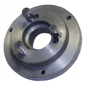 Příruba pro sklíčidlo průměr 160 mm Camlock č.4 OPTIMUM 3441512