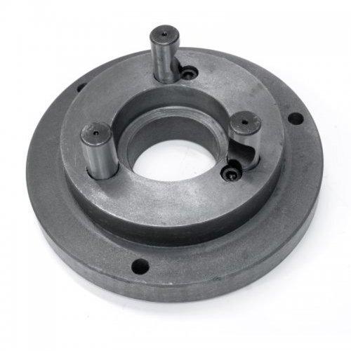 Příruba pro 4-čelisťové sklíčidlo průměr 125 mm pro TU 2404 / 2406 / 2304 OPTIMUM 3440512