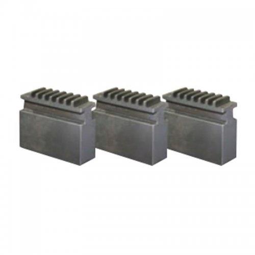 Měkké čelisti pro 3-čelisťové sklíčidlo s centrickým upínáním průměr 125mm OPTIMUM 3442906