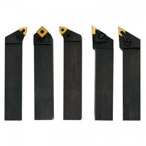 Sada soustružnických nožů 5ks, 32 mm OPTIMUM HM 3441674