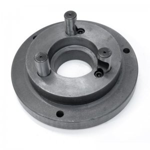 Příruba pro 3-čelisťové sklíčidlo průměr 160 mm pro TU 2807 OPTIMUM 3441413
