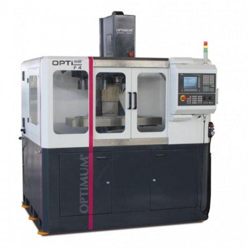 CNC frézka OPTImill F 4