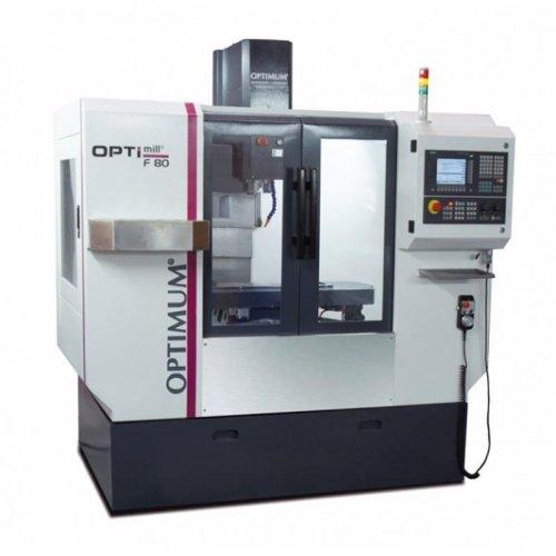 CNC frézka OPTImill F 80