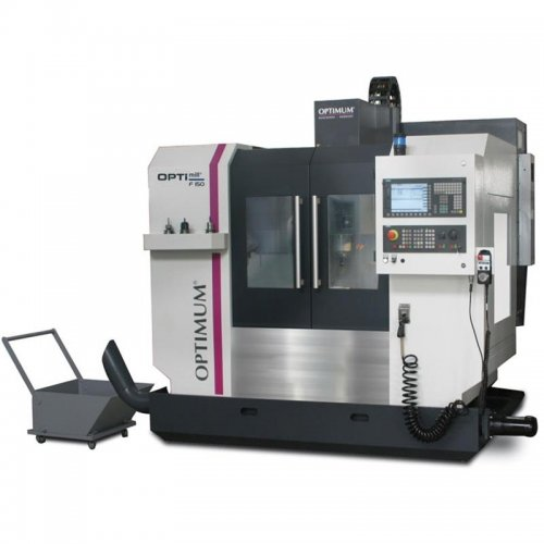 CNC obráběcí centrum OPTImill F 150