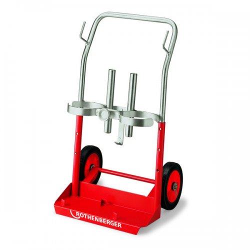 Přepravní vozík na plynové láhve ROTHENBERGER