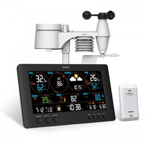 WiFi meteostanice SENCOR SWS 12500
