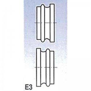 Rolny typ E3 pro SBM 110 Metallkraft 3880123