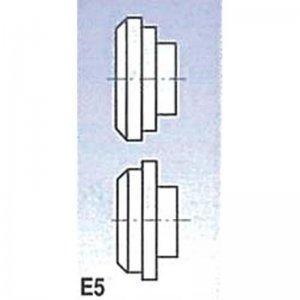 Rolny typ E5 pro SBM 110 Metallkraft 3880125