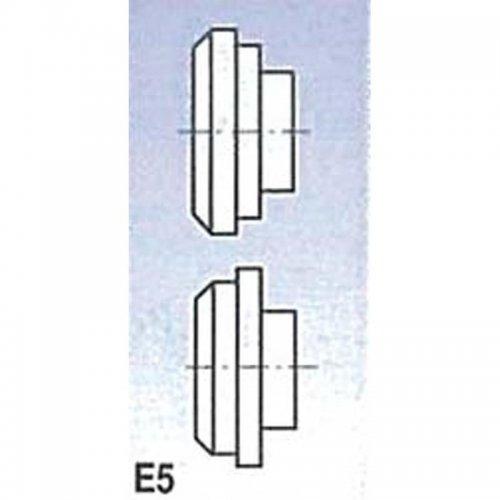Rolny typ E5 pro SBM 140 Metallkraft 3880135