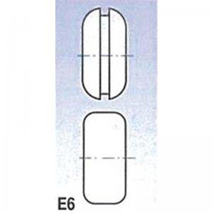 Rolny typ E6 pro SBM 110 Metallkraft 3880126