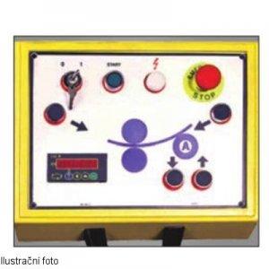 Digitální odměřování horního válce pro RBM 1270-25 E Metallkraft 3880064