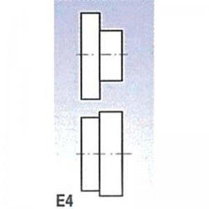 Rolny typ E4 pro SBM 140 Metallkraft 3880134