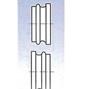 Rolny typ E3 pro SBM 140 Metallkraft 3880133