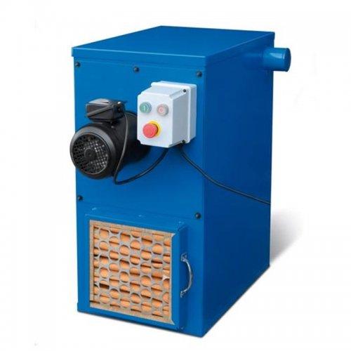 Odsávání pro pásové brusky na kov Metallkraft AS 1400
