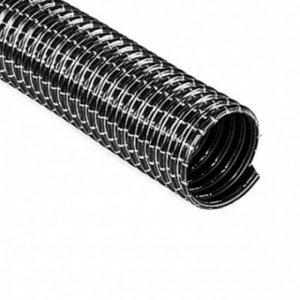 Sací kovová hadice průměr 75mm x 2m k odsávání AS Metallkraft 3922013