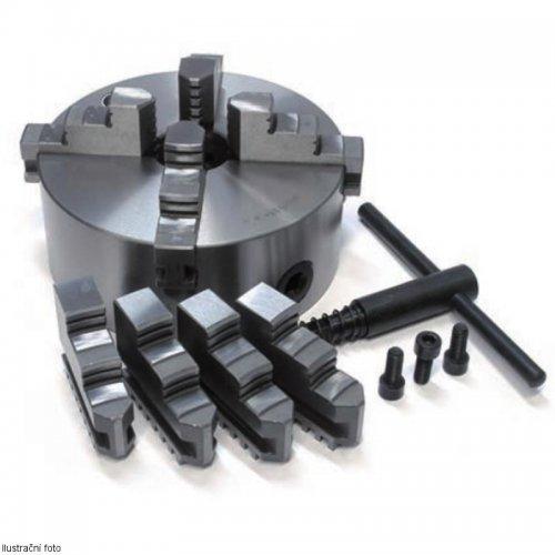 4-čelisťové sklíčidlo s nezávisle stavitelnými čelistmi průměr 315mm Camlock 8 OPTIMUM 3442888