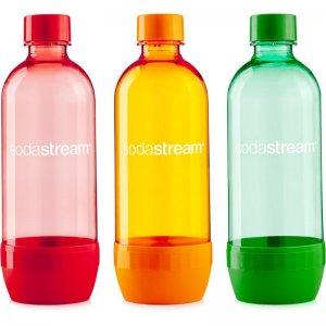 Lahev TriPack 1l Sodastream ORANGE/RED/GREEN