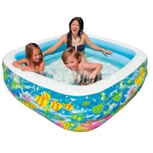 Nafukovací bazén bez filtrace Aquarium Marimex 11630009