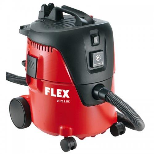 Průmyslový vysavač s manuálním čištěním filtru 20l FLEX VC 21 L MC