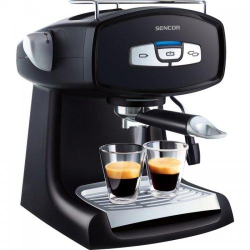 Automatické Espresso SENCOR SES 2010BK