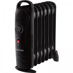 Olejový radiátor SENCOR SOH 2107BK