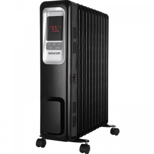 Olejový radiátor SENCOR SOH 6111BK