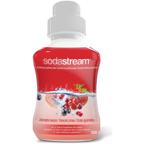 Příchuť ZAHRADNÍ OVOCE 500 ml Sodastream 42003942