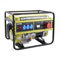 Benzínová elektrocentrála EXTOL CRAFT 421011