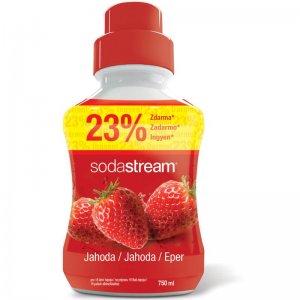 Příchuť JAHODA 750ml Sodastream 42002798