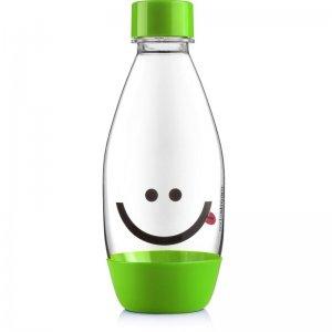 Lahev dětská 0.5l Sodastream Smajlík zelená
