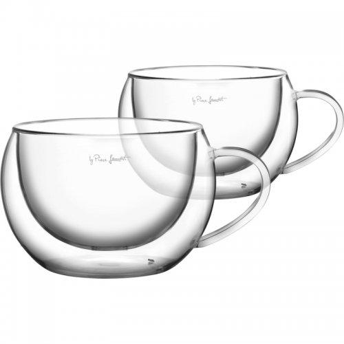 Sada sklenic cappuccino VASO LAMART LT9012
