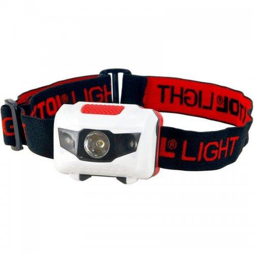 Čelovka 1W EXTOL LIGHT 43102