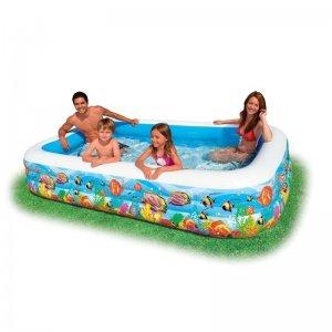 Nafukovací bazén MARIMEX Tropický útes 11630075