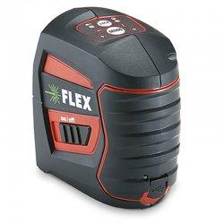 Samonivelační křížový čárový laser FLEX ALC 2/1-G
