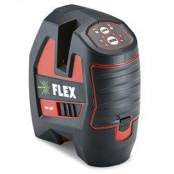 Samonivelační křížový čárový laser FLEX ALC 3/1-G