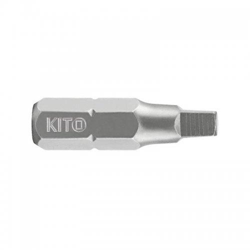 Hrot čtverec SQ 0x25mm S2 KITO 4810500