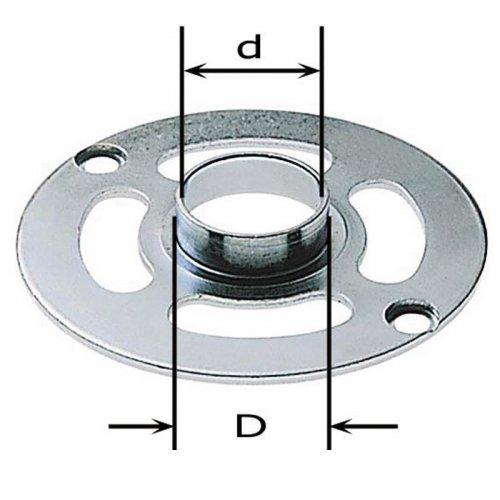 Kopírovací kroužek FESTOOL KR-D 10,8/OF 900