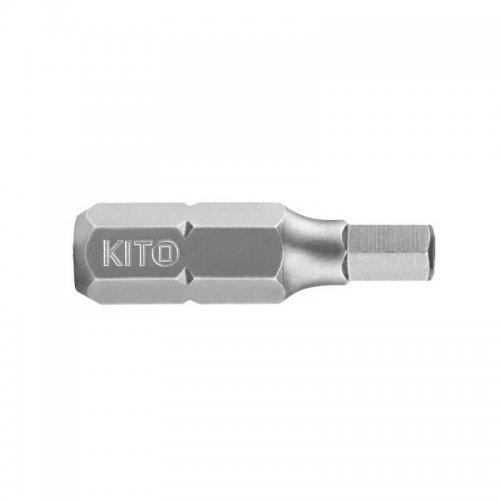 Hrot imbus H 4x25mm S2 KITO 4810454